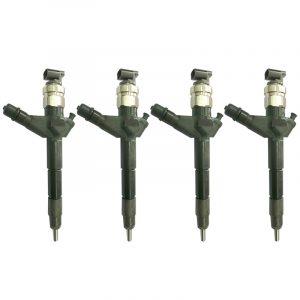 Genuine OEM diesel injector set for Nissan Navara D22 2.5L YD25 2.5L