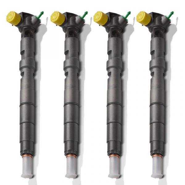 Genuine OEM diesel injectors set to suit Peugeot & Citroen C4 / C5 2.0L