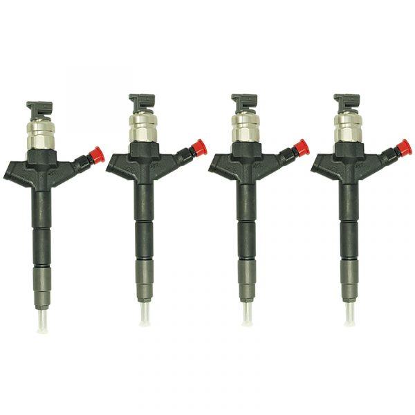 Genuine OEM diesel injector set for Nissan Navara / Pathfinder 2.5L YD25