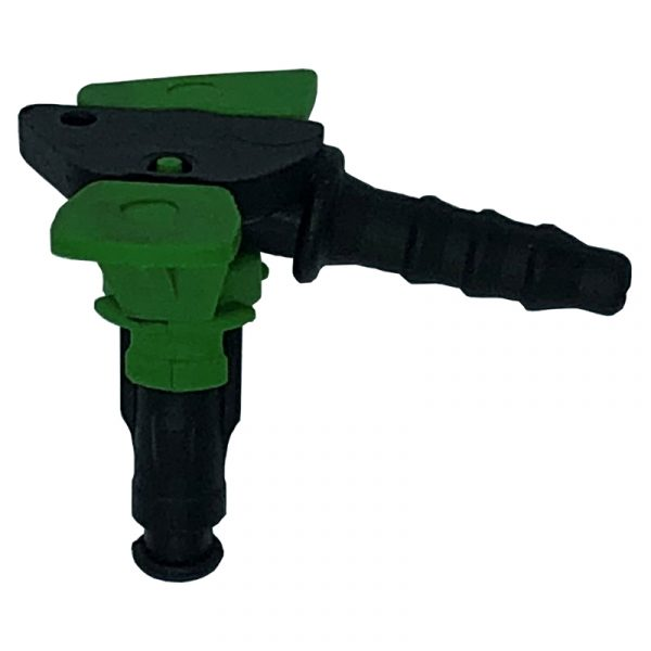 Bosch 90 deg Self Locking Leak off connector for common rail diesel