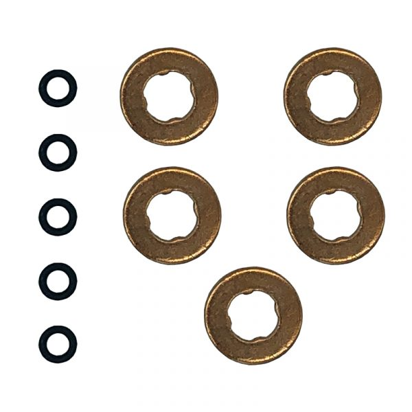 Washer kit to suit injectors for Ford Ranger & Mazda BT-50 2.2 & 3.2L