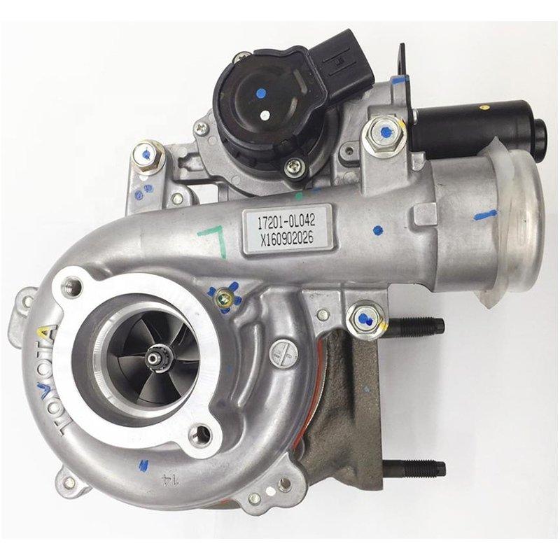 Genuine Toyota turbo unit to suit Hilux D4D KUN26R 1KDFTV 3.0L