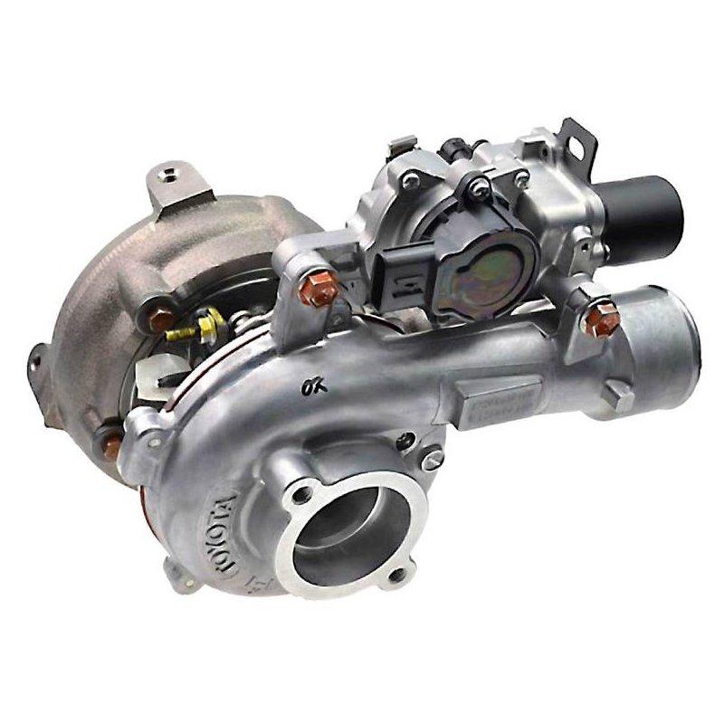 Genuine Toyota turbo unit to suit Landcruiser Prado 1KDFTV 3.0L