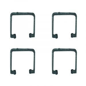 4x Leak off connector Clips for Denso common rail diesel injector systems