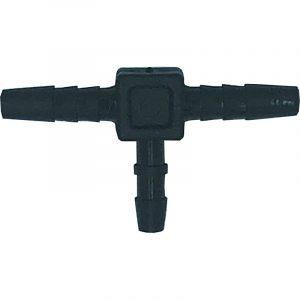 180 deg 2 way leak off connector (T Piece) to suit Delphi diesel injectors