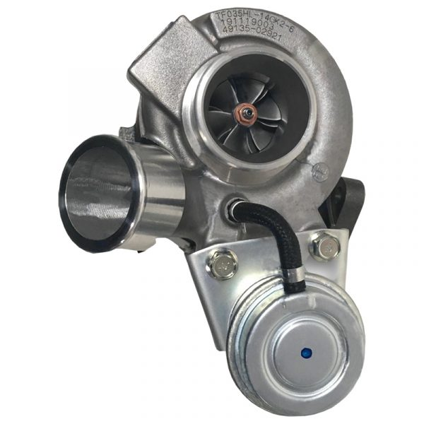 Genuine OEM turbo unit for Mitsubishi Pajero ML diesel 4M41T 3.2L