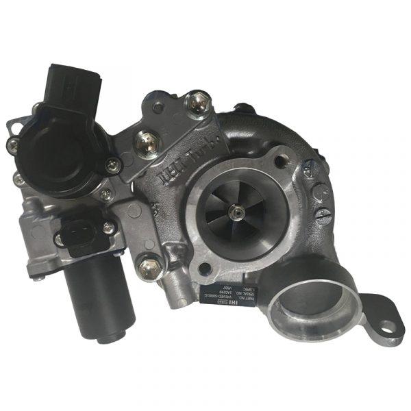 Genuine OEM turbo unit for Toyota Landcruiser 200 Series 1VDFTV 4.5L