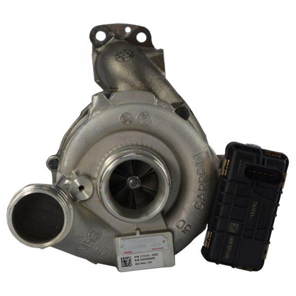 Genuine OEM turbo unit for Mercedes E / C/ R/ G Class, Vito, Sprinter 3.0L