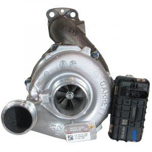 Genuine OEM turbo unit for Mercedes E300, E350 / S350, ML350 3.0L