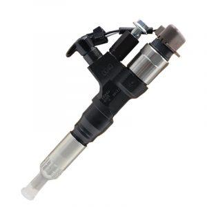 Genuine OEM diesel fuel injector to suit Hino 500 Series trucks J08E 7.68L